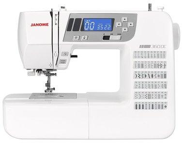 JANOME 360 QDC
